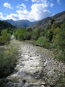 Image of the Ventura River
